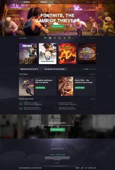 Game Empire Community Website