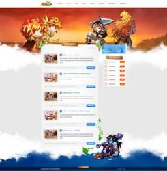 Skyland Website
