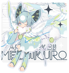 [Closed] Blue sky STARling adoptable