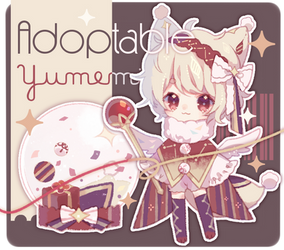 [OPEN] Yumemimi [set price] by Meowkuro