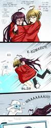 Toukomaru Secret Santa by xXKonamiLoveXx