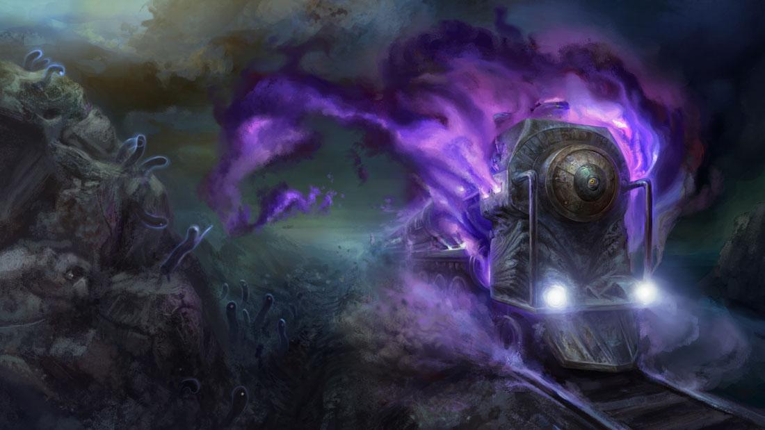 Ghost Train 2 by karola-j