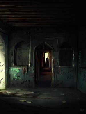 Old House by ArtofReza