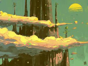 Castle.Clouds