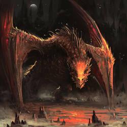 Dragon (Cover Artwork)