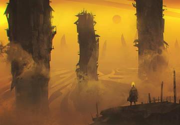 Desert Towers