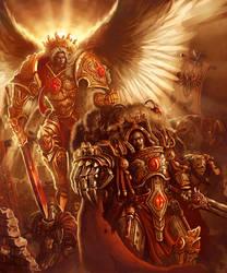 Brother Primarchs by Vanagandr