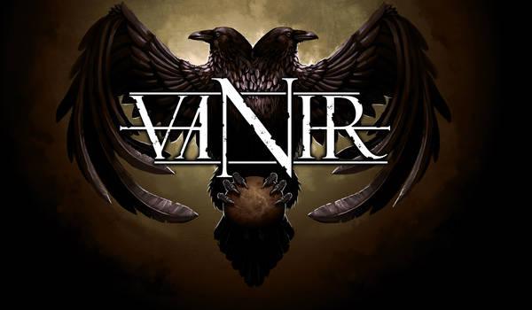 Vanir Raven Logo