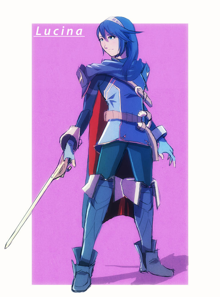 Lucina by ZeroV5