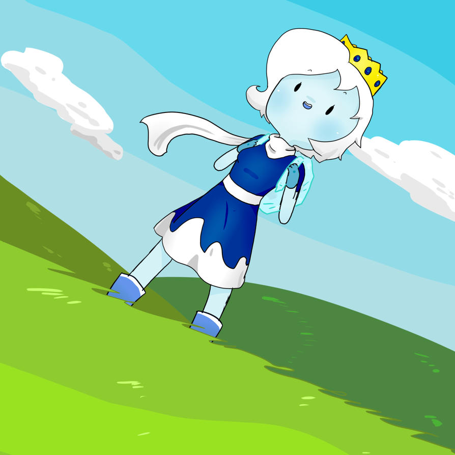 Let's Go Adventure by AskIce-Princess