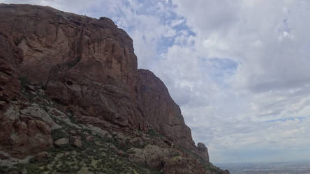 Superstition Mountain View 4 by SmileTheRider