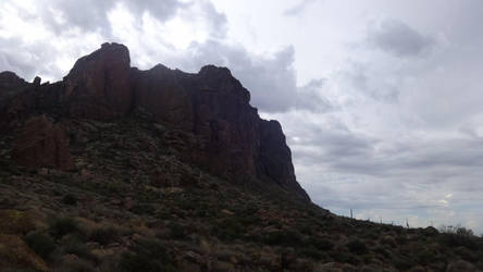 Superstition Mountain View 5 by SmileTheRider