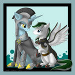 Just your Presence - Snow Charm and Loyal Wing