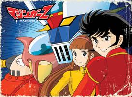 Mazinger Z II by daikikun75