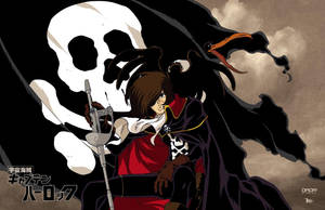 Captain Harlock by daikikun75
