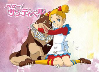 sandy belle by daikikun75