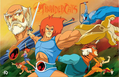 Thundercats 2 by daikikun75