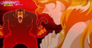 Goku Ozaru lgrimas de amor