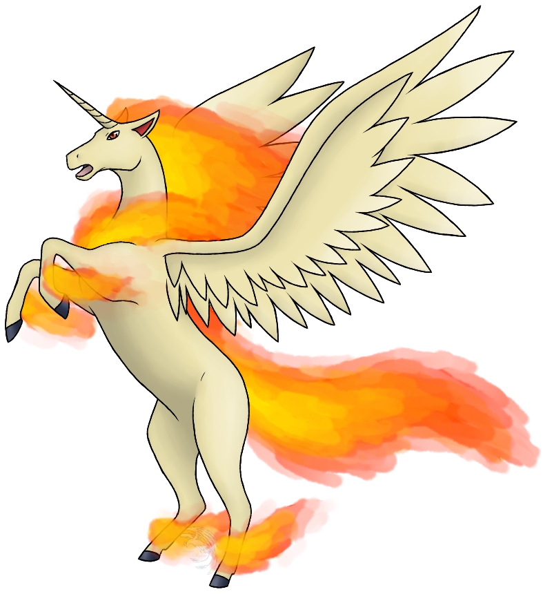 Pokemon Ponyta Evolution Images | Pokemon Images
