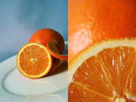 Orange by sayra