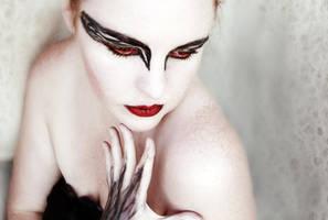 Black Swan - make up by sayra