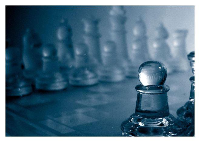 chess men by sayra