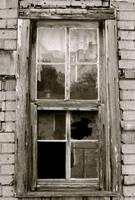 broken window by DramaQueenB