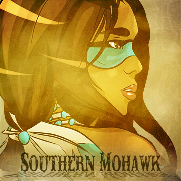 Southern Mohawk Avatar by PencilBones