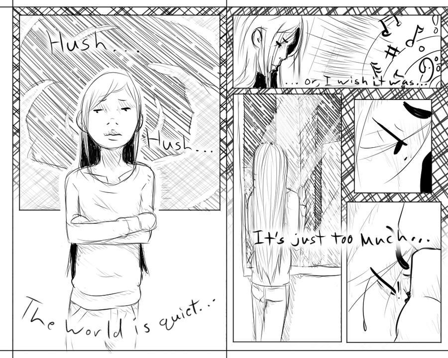 Doodle Comic pt1 by AldersMoon
