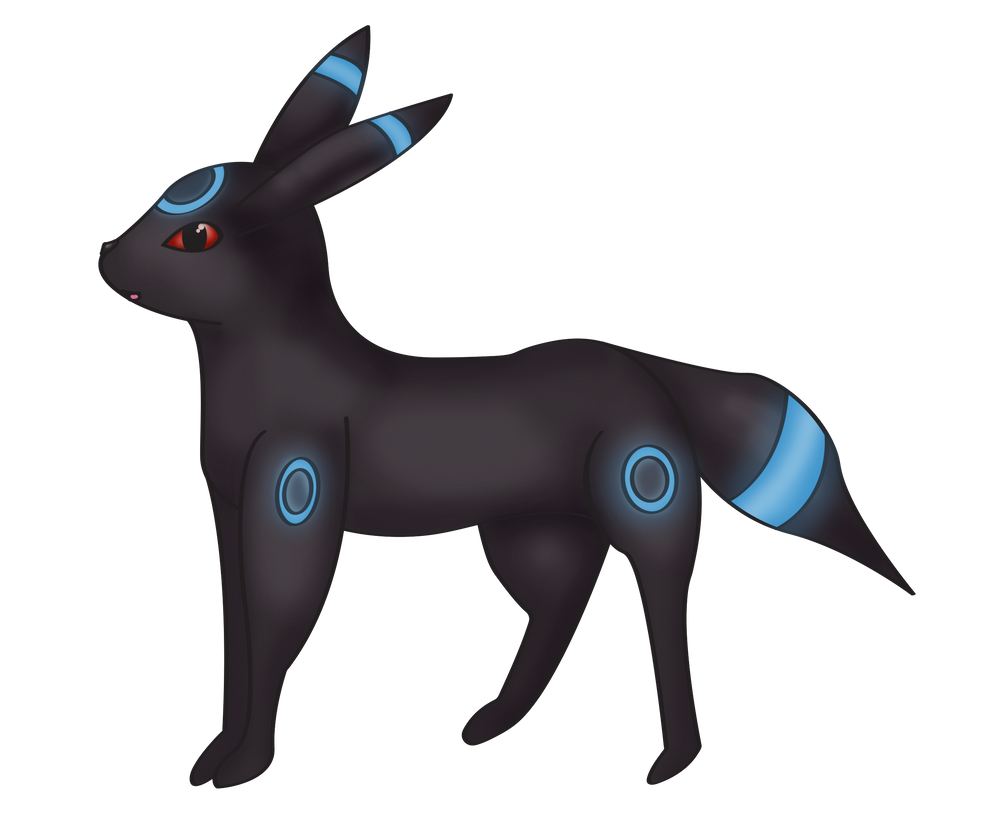 Umbreon by mai1989