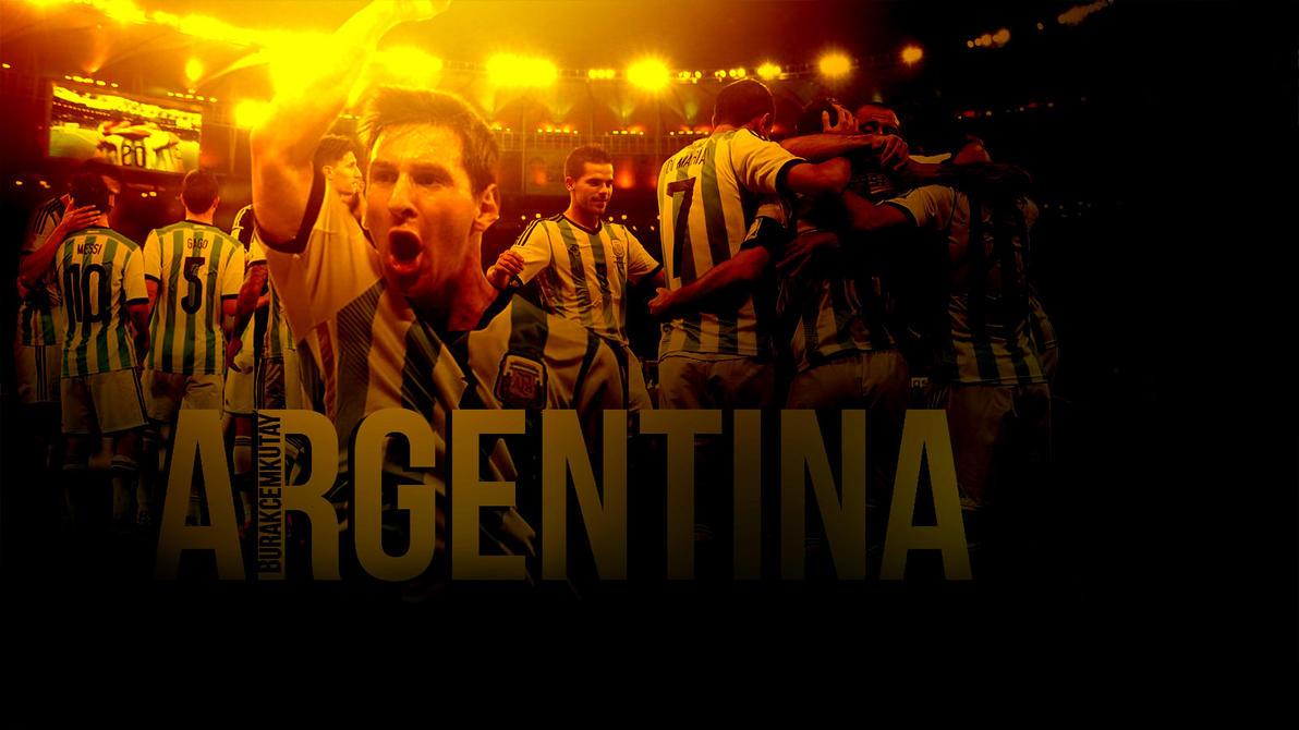 Argentina v1 by KutayGraphic