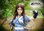 Avatar:TLA - Waterbending master