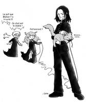 Pattenrond pour Severus by lied