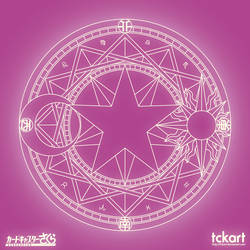 Cardcaptor Sakura Symbol by TCKART