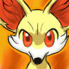 Fennekin Icon by LittleNeko64