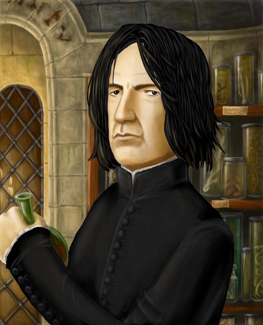 Snape adult fiction