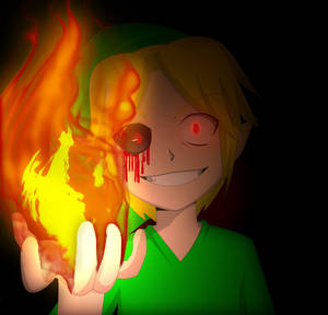 BEN Drowned x abused bullied child reader by LittleAtlantis on