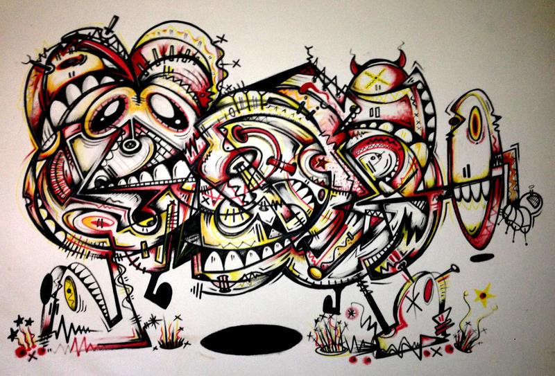 hippomouse by nteko