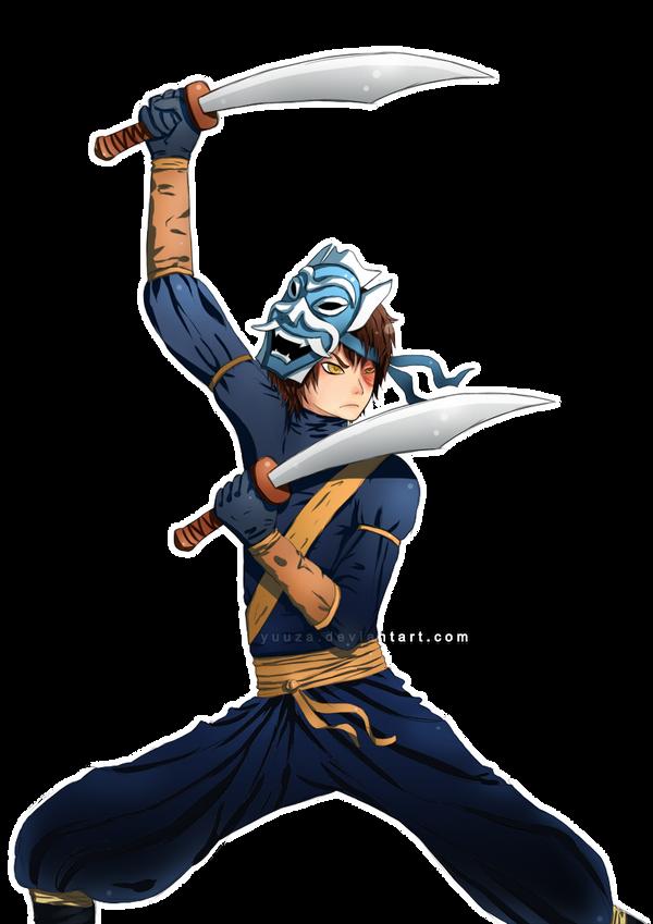 Zuko the Blue Spirit by Yuuza on DeviantArt