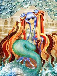 Lady Fish by Yuuza