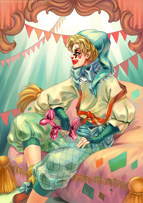 Secret Santa for Herringbonnes by Yuuza