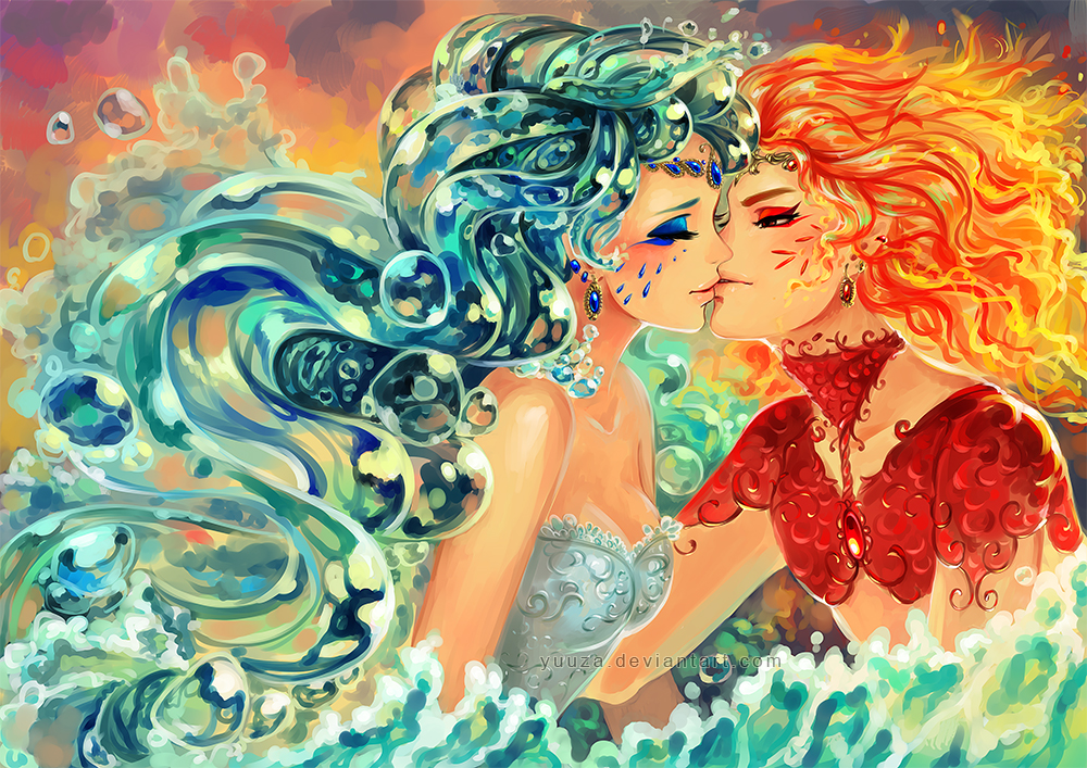 Elemental Love by Yuuza