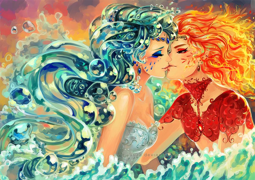 Elemental Love by Yuuza