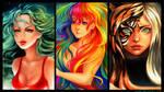 Spiritual Girls