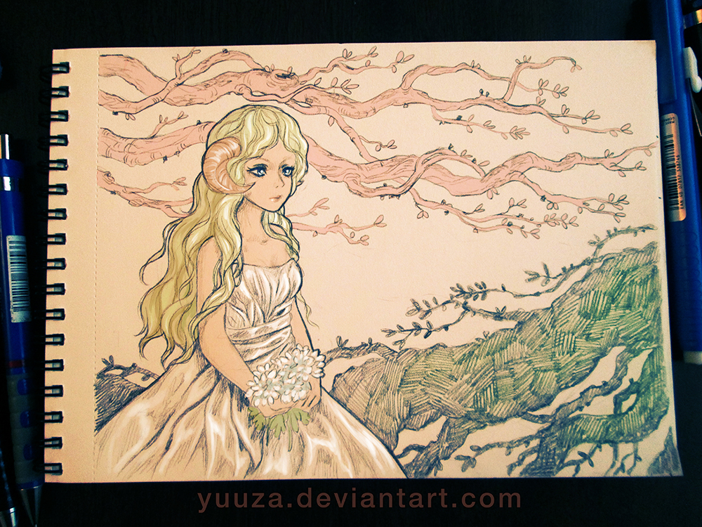 Spring by Yuuza