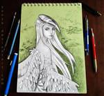White Harpie