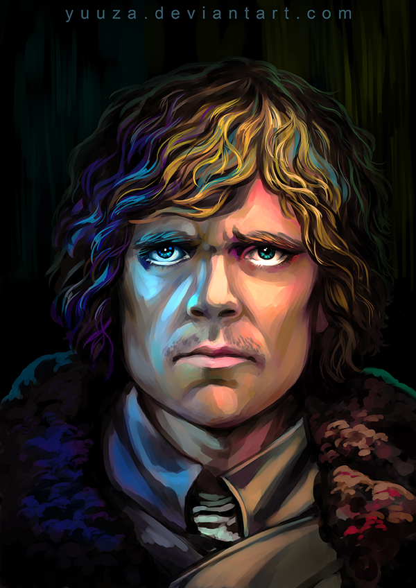 Tyrion Lannister by Yuuza