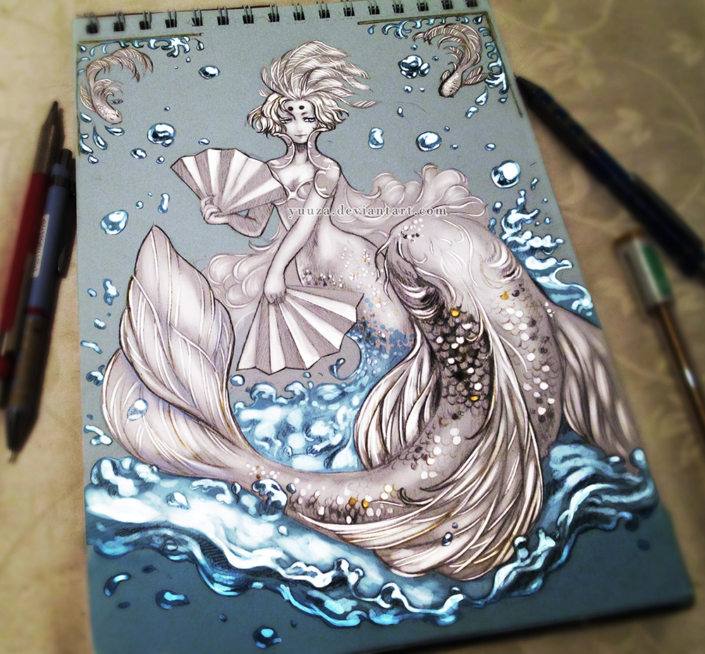 Pisces By Yuuza On DeviantArt
