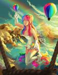 Dreaming of Rainbows by Yuuza