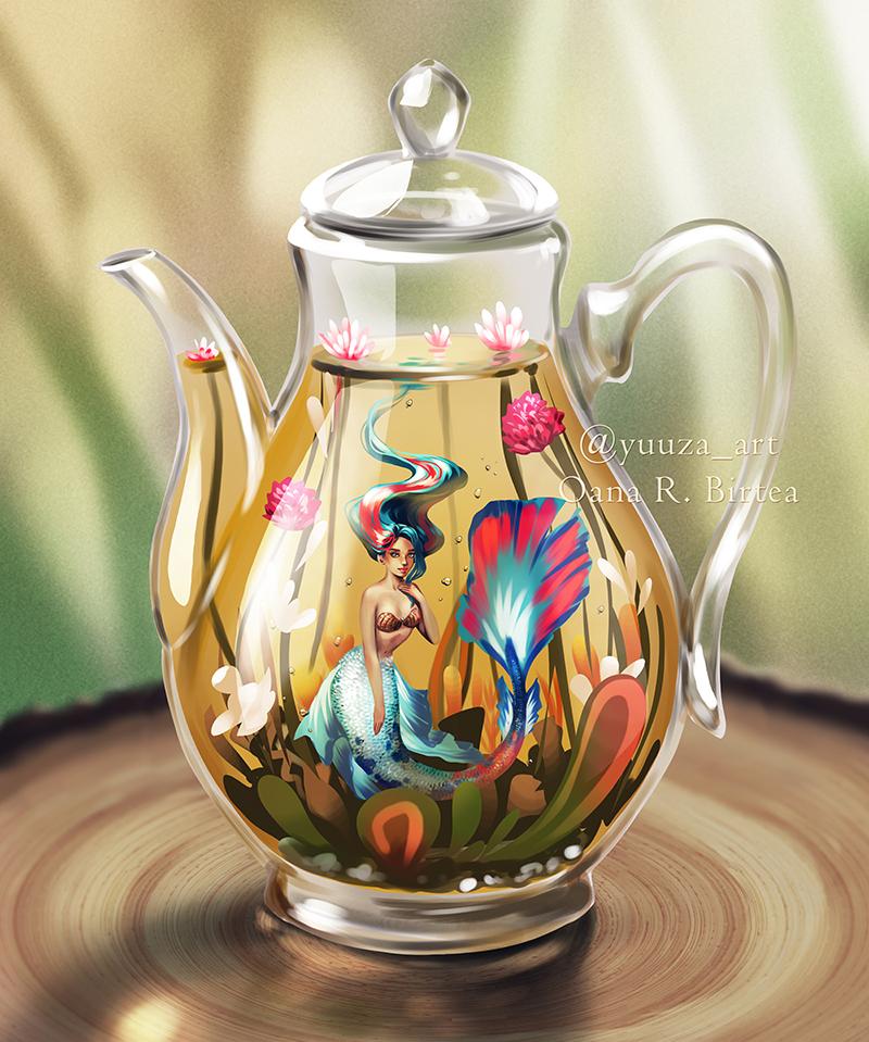 Mermaid Tea by Yuuza